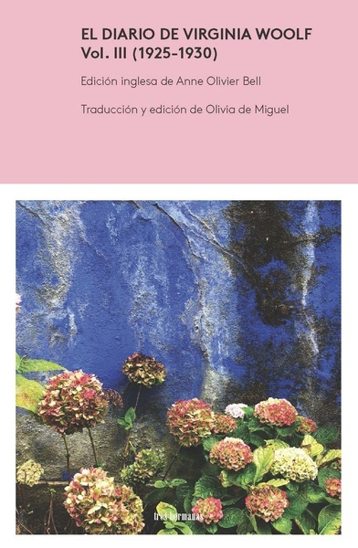 El diario de Virgina Woolf, Vol. III (1925-1930)