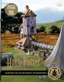 Harry Potter: The Film Vault - Volume 12 : Celebrations, Food, and Publications of the Wizarding World : 12