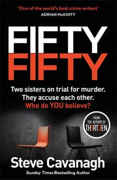 Fifty-Fifty : The explosive follow up to THIRTEEN