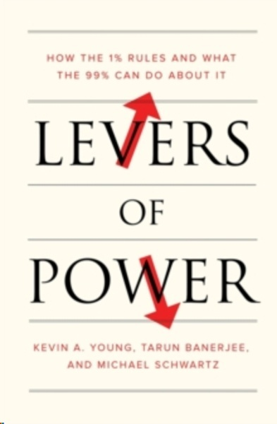 Levers of Power : How the 1% Rules and What the 99% Can Do about It