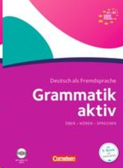 Grammatik Aktiv A1-B1 (cd-Mp3)