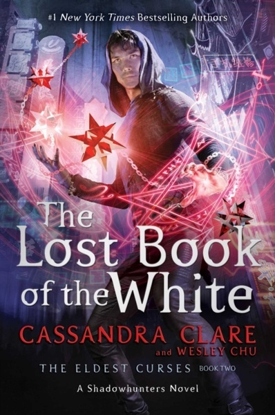 Shadowhunters. The Lost Book of the White