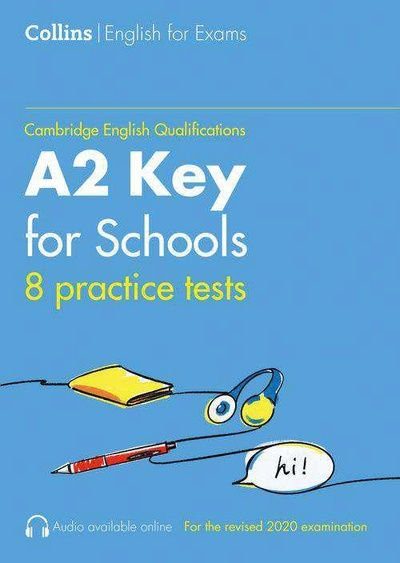 COLLINS PRACTICE TESTS FOR A2 KEY FOR SCHOOLS