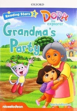 Reading Stars 2. Grandma's Party MP3 Pack