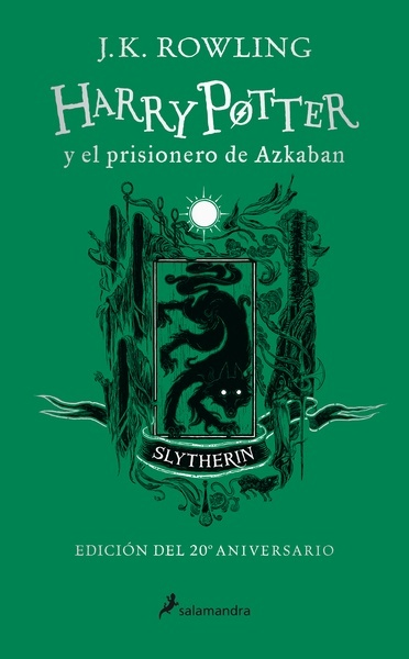 Harry potter y el prisionero de Azkabán. Slytherin