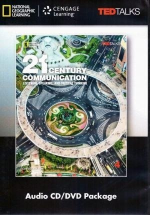 21st Century Communication 4: Listening, Speaking and Critical Thinking: Audio CD/DVD