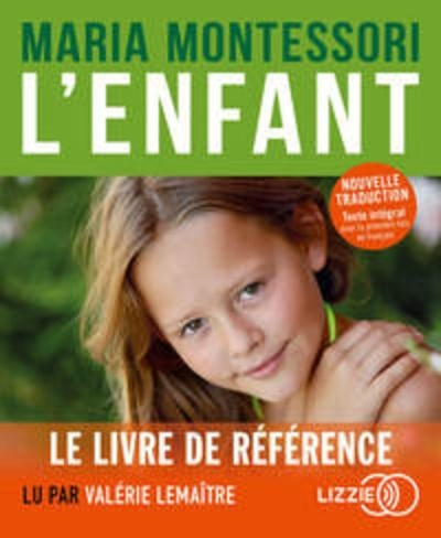 L enfant avec 1 CD audio MP3