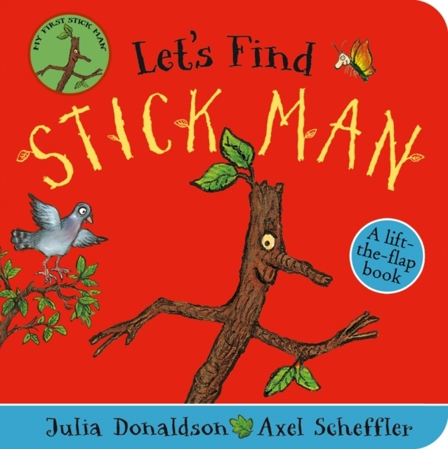 Let's Find Stick Man