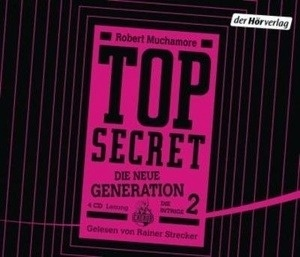 Top Secret CD