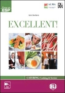 Excellent! (Catering and Cooking) Teacher's Guide with Tests + 2 Cds
