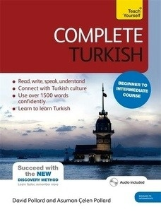 Complete Turkish Beginner to Intermediate Course. (Book and audio support)