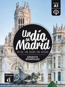 Un día en Madrid  A1 - Libro + MP3 descargable