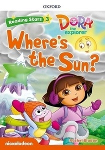 Reading Stars 3. Dora Where's the Sun? MP3 Pack