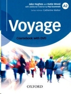 Voyage Elementary A2 Student's Book and DVD Pack