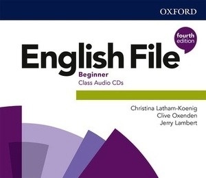 English File 4th Edition Beginner. Class Audio CD (3)