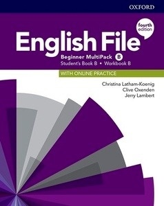 English File 4th Edition Beginner. Multipack b