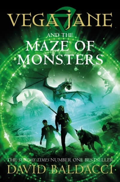 Vega Jane and the Maze of Monsters