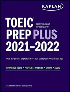 TOEIC Listening and Reading Test Prep Plus: Second Edition