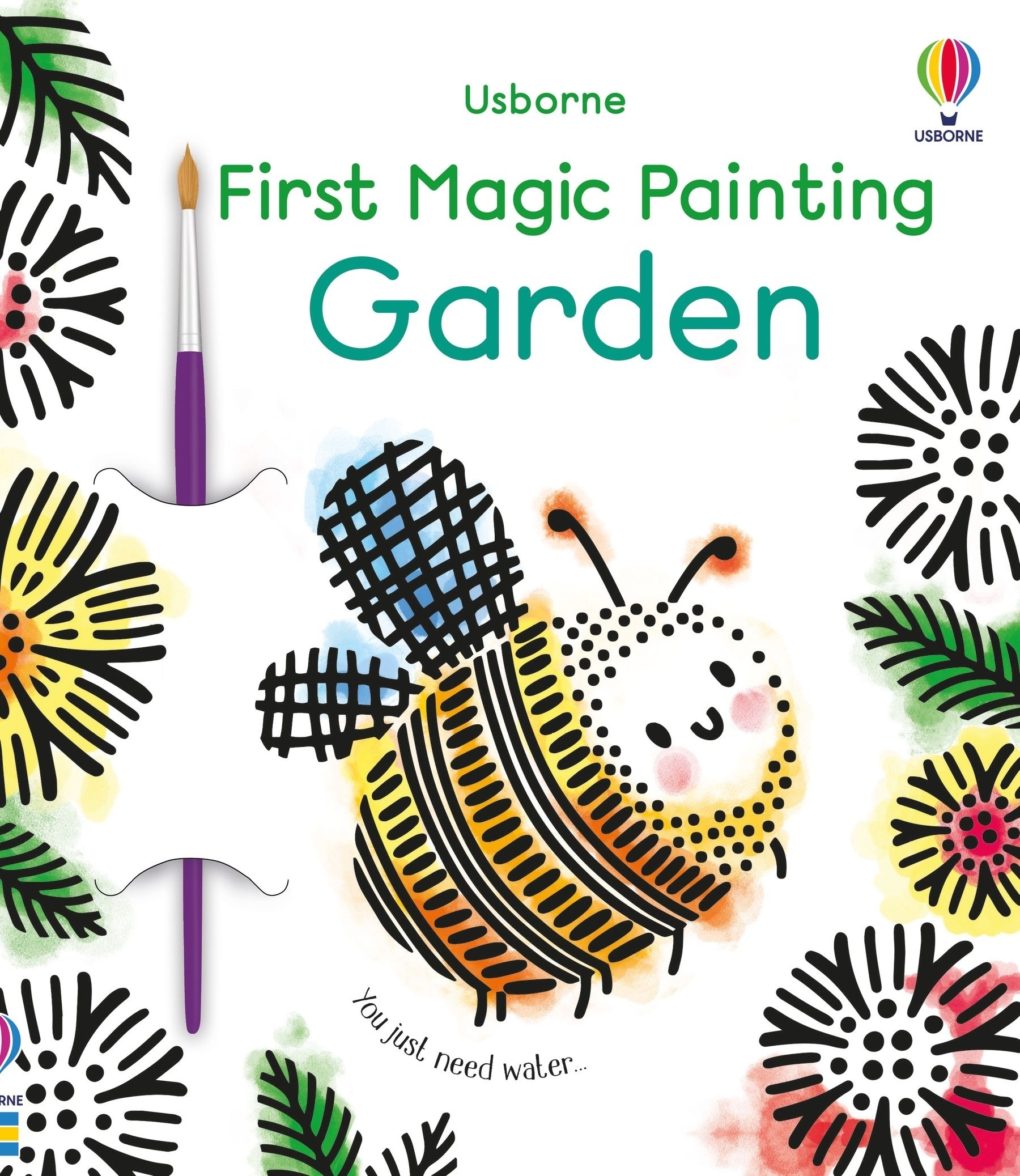 First Magic Painting Garden
