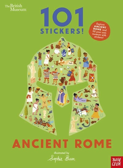 101 Stickers! Ancient Rome